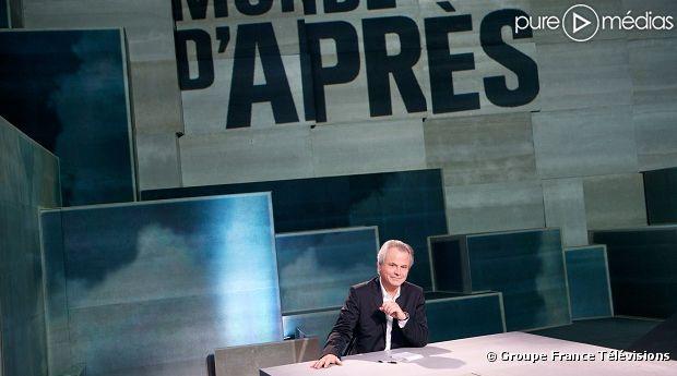 """Franz-Olivier Giesbert présentera un """"Monde d'après"""" consacré à la transition énergétique."""