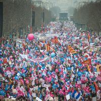 Manif pour tous : Les médias dénoncent la violence des manifestants et des forces de l'ordre