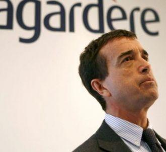 Arnaud Lagardère se sépare du 'Parisien' et de 'L'Equipe'.