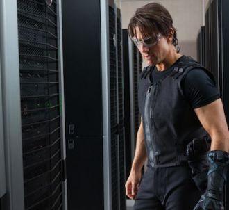 Tom Cruise prépare un cinquième volet de 'Mission :...