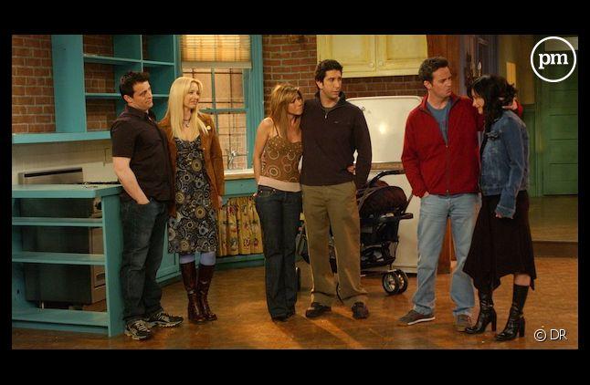 """La co-créatrice de """"Friends"""" dément tout retour de la série"""