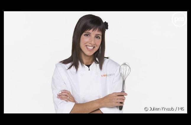 """Naoëlle a emporté hier """"Top Chef"""" 2013."""