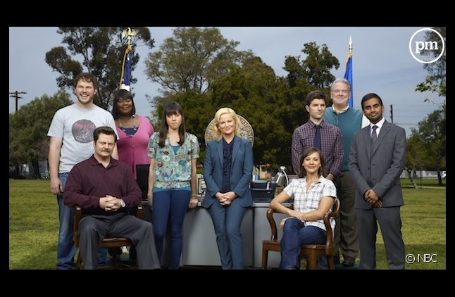 "Une saison 6 pour ""Parks and Recreation"""