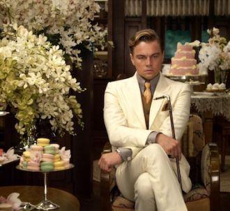 Leonardo DiCaprio dans 'Gatsby le magnifique'