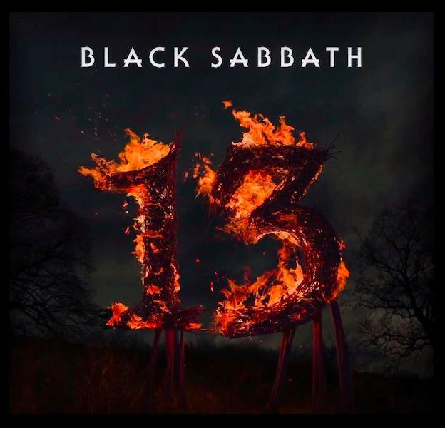 "1. Black Sabbath - ""13"""