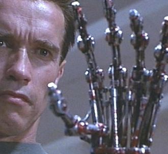 Arnold Schwarzenegger dans 'Terminator 2' en 1991