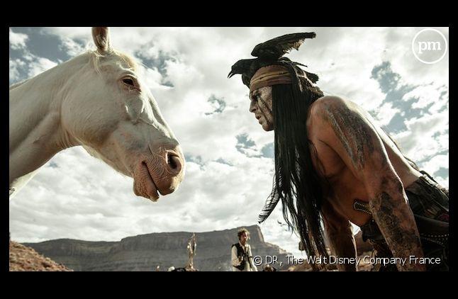 """L'échec de """"Lone Ranger"""" pourrait coûter 150 millions de dollars à Disney"""