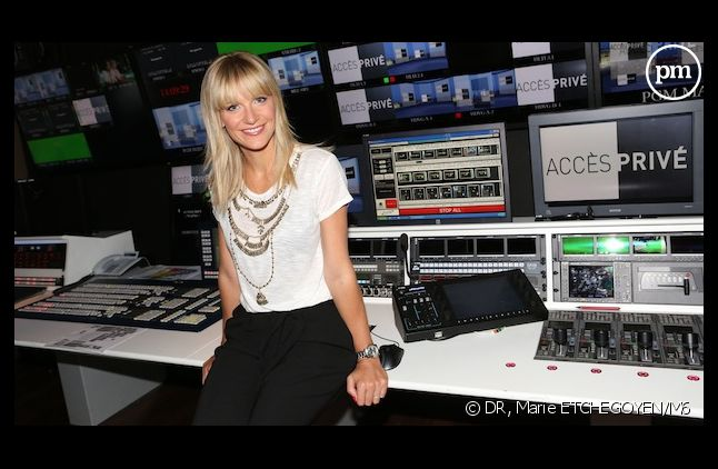 Sandrine Corman va animer un nouveau magazine people sur M6