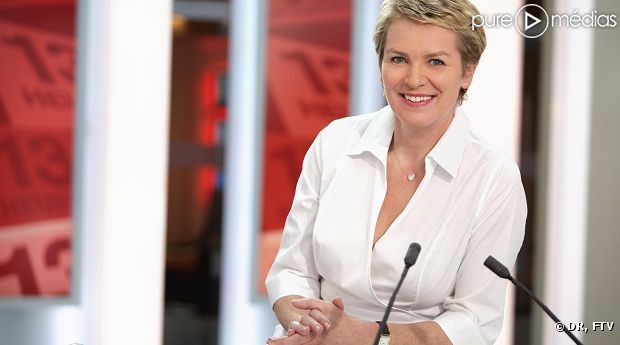 Comment les t l spectateurs per oivent les femmes la t l vision - Journaliste femme france 2 ...