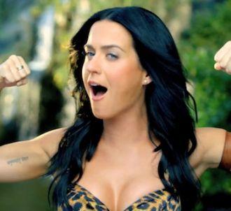 Le clip 'Roar' de Katy Perry