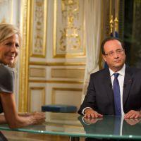 François Hollande suivi par 8,1 millions de téléspectateurs sur TF1