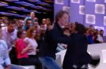 "Elie Semoun se bat sur le plateau du ""Grand Journal"" de Canal+"