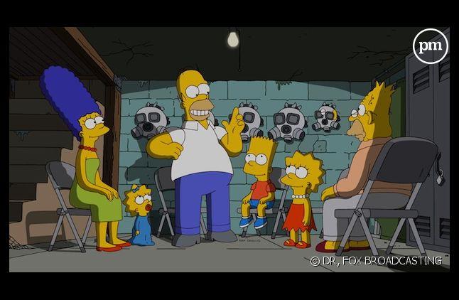 """FOX renouvelle """"Les Simpson"""" pour une 26e saison"""
