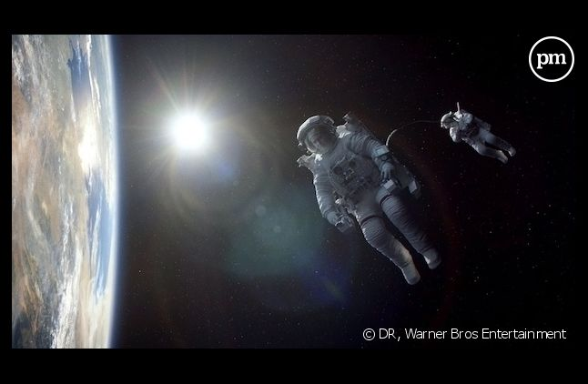 """Gravity"" reste en tête du box-office US"