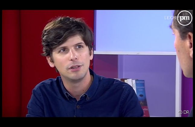 "Vincent Glad, interrogé par ""L'Express""."