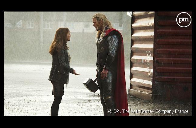 """""""Thor : Le Monde des ténèbres"""" démarre en tête des premières séances"""