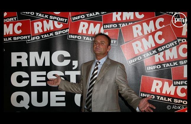 Frank Lanoux est satisfait des derniers résultats d'audience de sa station RMC