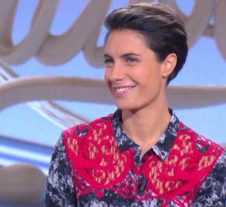 Alessandra Sublet a un projet d'hebdomadaire sur France 2