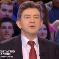 Jean-Luc Mélenchon accuse