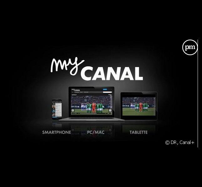 Capture d 39 cran du clip de promotion de mycanal photo for Capture d42cran
