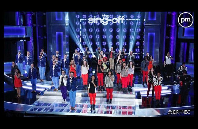 """Succès pour le retour de """"The Sing-Off"""" sur NBC"""