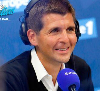 Thomas Sotto, animateur de la matinale sur Europe 1.