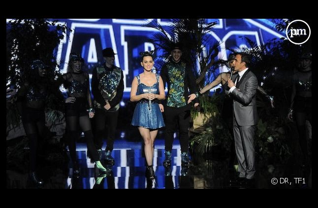 TF1 et NRJ présentent leurs excuses à Katy Perry