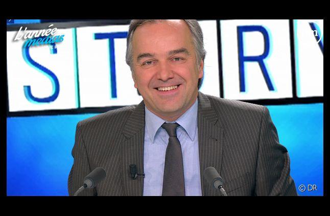 Olivier Truchot de BFMTV et RMC.