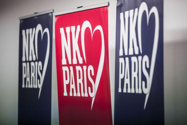 La campagne de NKM.