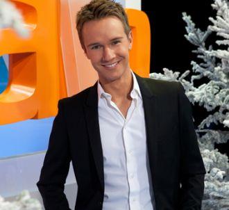 Cyril Féraud, animateur de 'Slam' sur France 3.