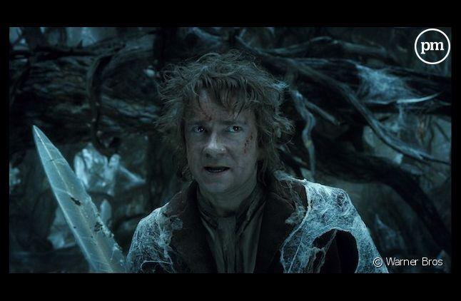 """""""Le Hobbit : la Désolation de Smaug"""" reste en tête du box-office"""