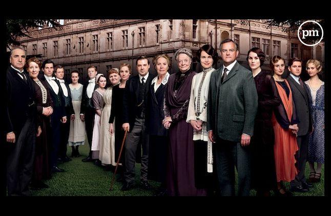 """""""Downton Abbey"""" signe un nouveau record pour son retour aux Etats-Unis"""