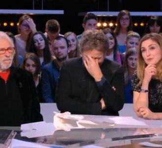 Stéphane Guillon 'gaffe' au 'Grand Journal'