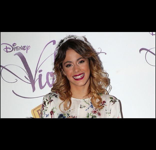 """La série Disney """"Violetta"""" rencontre un grand succès sur scène"""
