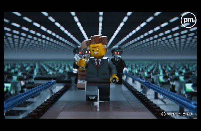 """La Grande Aventure Lego"" démarre en tête du box-office US"