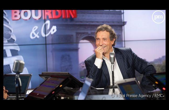 Jean-Jacques Bourdin, invité spécial de puremedias.com mercredi.
