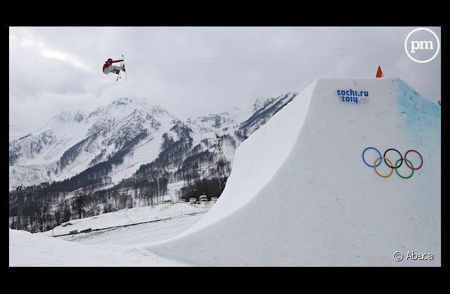 Le slopestyle