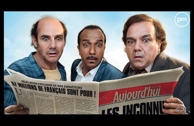 """""""Les 3 frères, le retour"""" en tête du box-office français"""