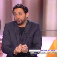Cyril Hanouna à Enora Malagré après son interview avec Pharrell Williams :