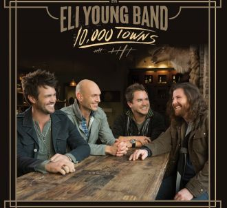 5. Eli Young Band - '10.000 Towns'