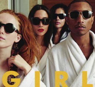 2. Pharrell Williams - 'G I R L'