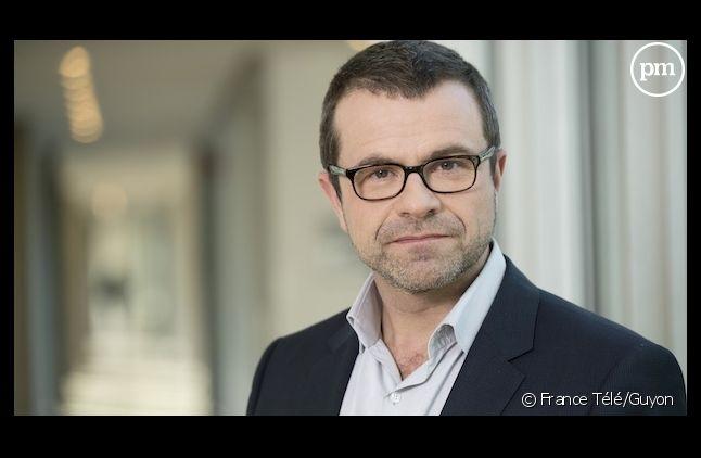 """Thierry Thuillier explique les raisons de l'arrêt de """"L'émission pour tous""""."""