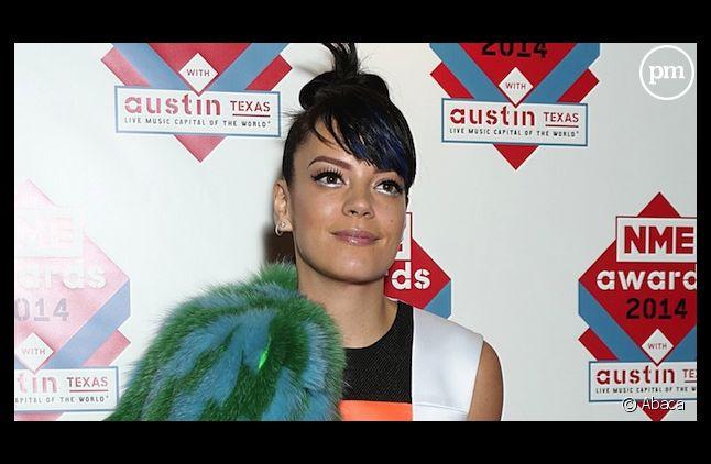 "Lily Allen n'a gagné que 9.500 euros grâce à ""Somewhere Only We Know"""