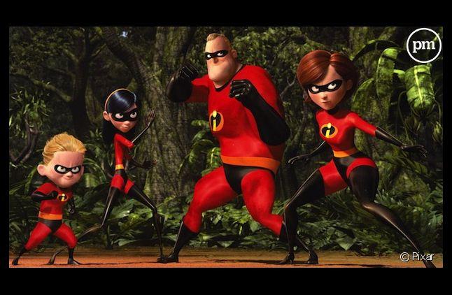 """Pixar prépare une suite pour """"Les Indestructibles"""""""