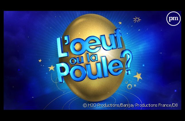 """Le nouveau jeu de Cyril Hanouna, """"L'oeuf ou la poule"""", le 18 avril sur D8"""