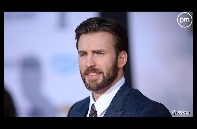 """Chris Evans, héros de """"Captain America : Le soldat de l'hiver"""""""