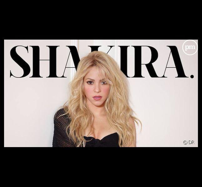 """L'album """"Shakira"""" de Shakira"""