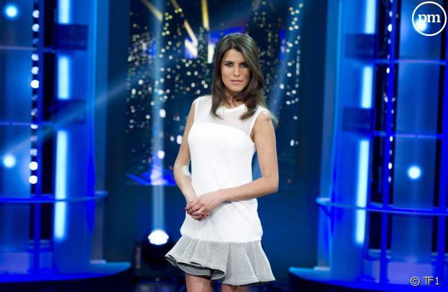 Karine Ferri, animatrice sur TF1.
