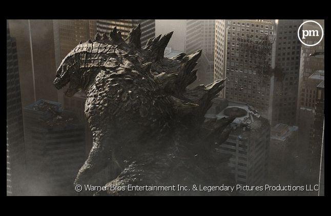 """""""Godzilla"""" démarre en tête du box-office"""