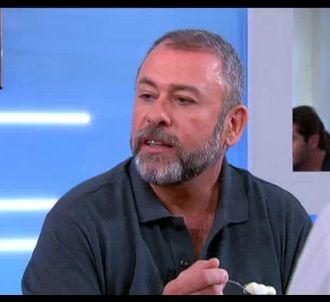 <p>Emmanuel Maubert, dans 'C à vous' sur France 5.</p>